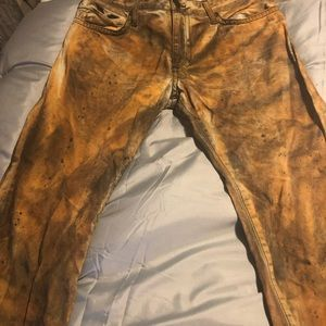 Robin Jeans with wings Men Size 32 New without tag